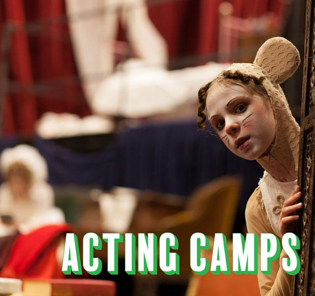 Acting Summer Camps @ VCPA