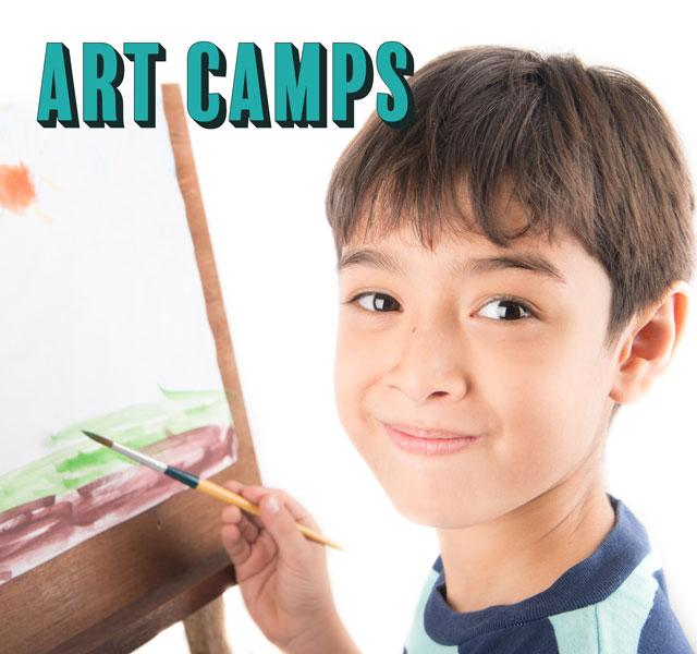 Fine Art Summer Camps @ VCPA