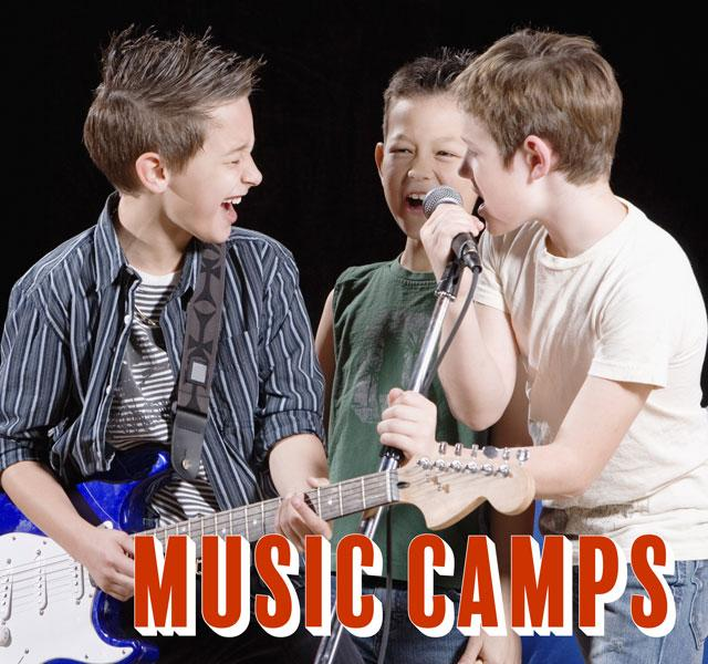 Music Summer Camps @ VCPA