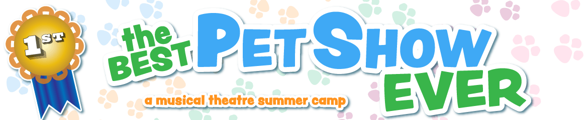 Best Pet Show Ever - Musical Theatre Summer Camp for Ages 5-6