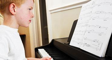 Piano lessons at Visionary Centre for the Performing Arts